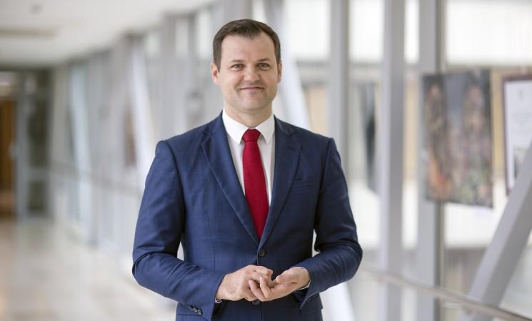 Gintautas Paluckas. Vilnius – ne verslo projektas