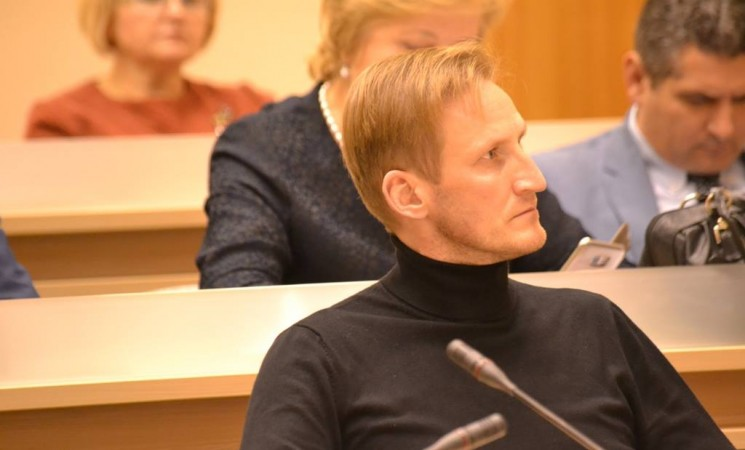 Linas Jonauskas. Karbauskio mokestis