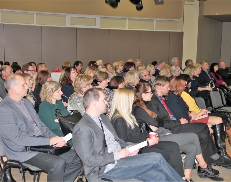 LSDP Utenos skyriaus konferencijoje
