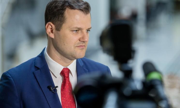 Socialdemokratai kreipėsi į S. Skvernelį: prašo apsaugoti darbuotojus ir smulkųjį verslą