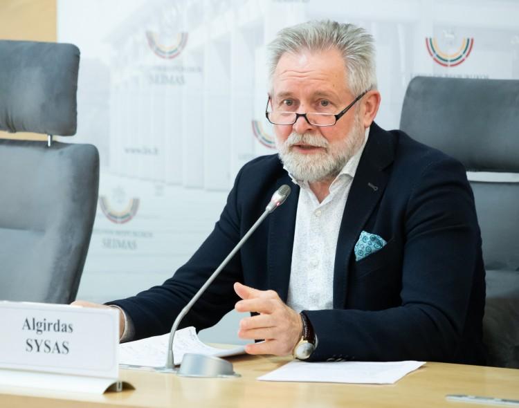 Seimas nori kurti dar vieną biudžetinę įstaigą