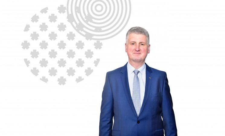 """Vaidas Lankauskas: """"Utenai – saugiam, dirbančiam, versliam ir moderniam miestui"""""""