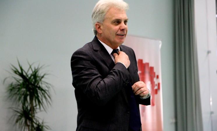 """Alvydas Katinas: """"Kiekvieno kandidato į savivaldybės merus priedermė – aiškiai suformuoti krašto, kuriam jis siekia vadovauti, misiją bei plėtros viziją"""""""