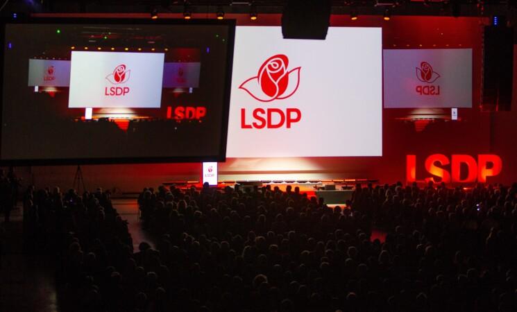 Dėl padėties mokyklose socialdemokratai Seimui teikia rezoliuciją
